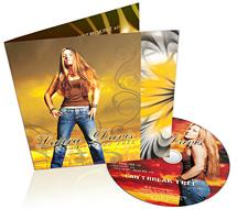 CDs in wallets