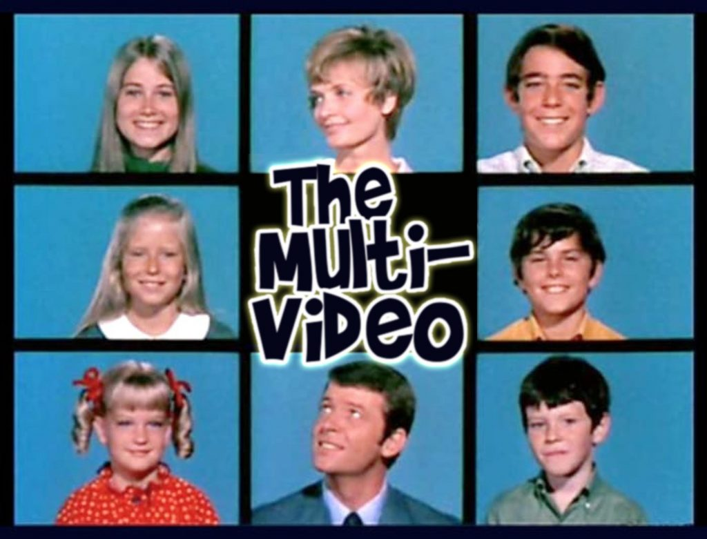 multi-screen video editing services