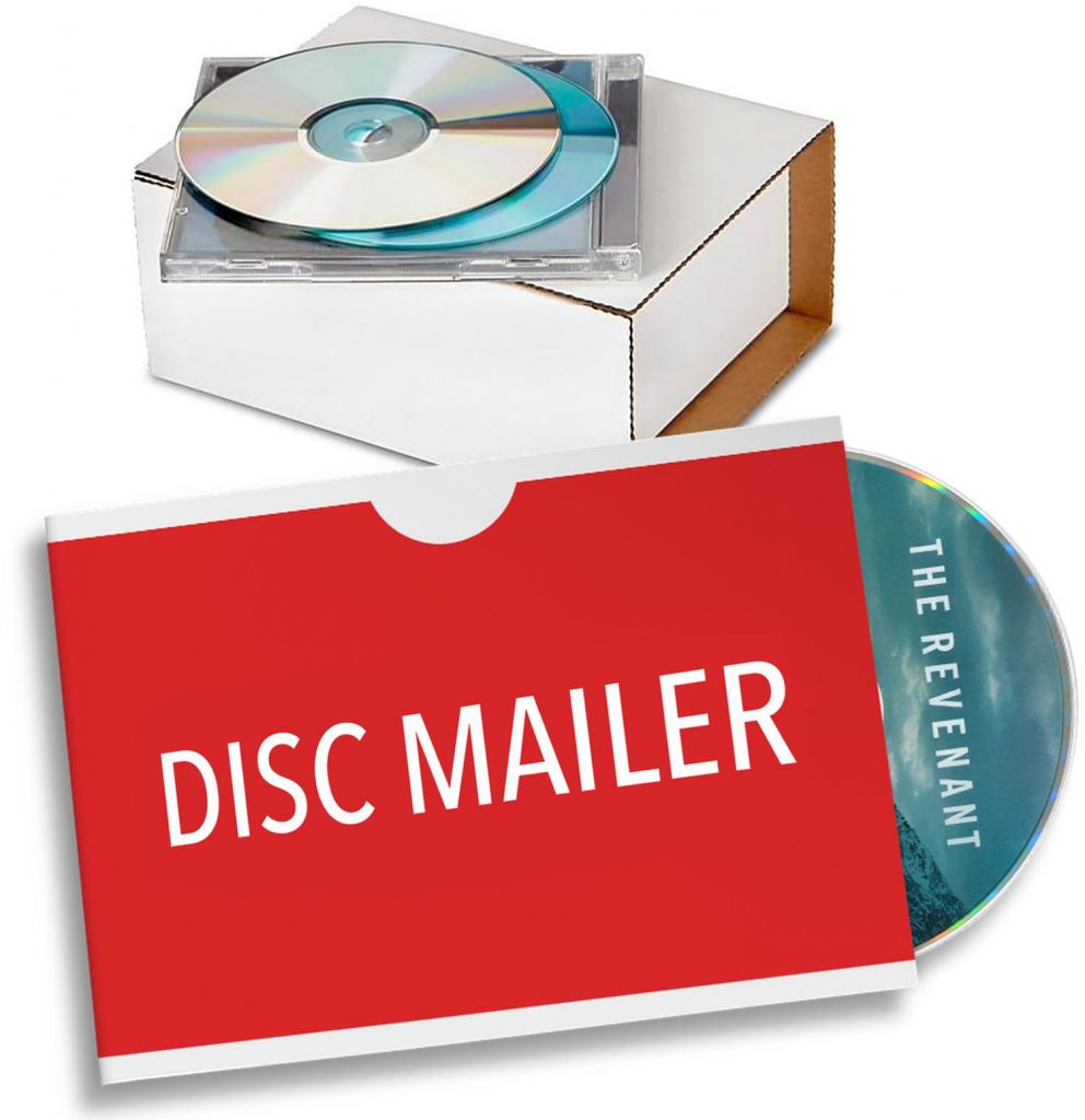 disc mail order