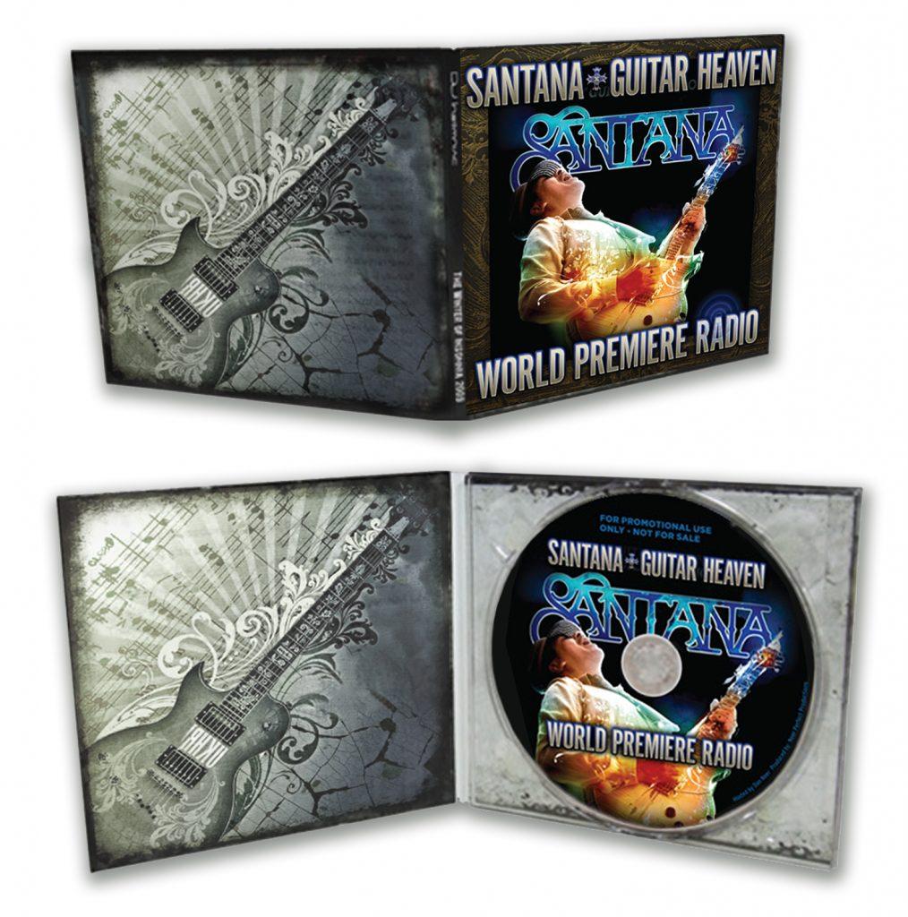 CDs in digipaks
