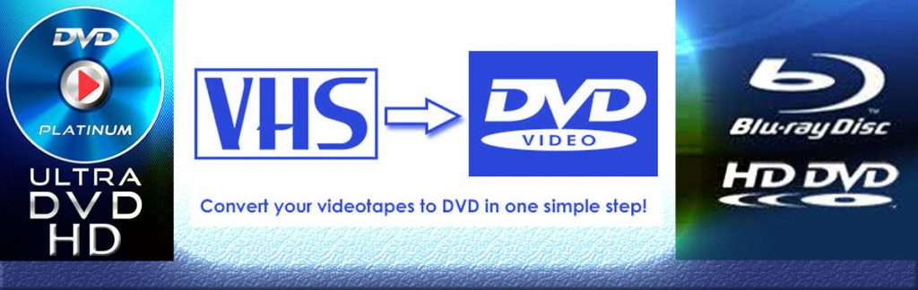vhs to dvd company